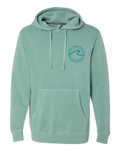 AO Wave Hooded Fleece