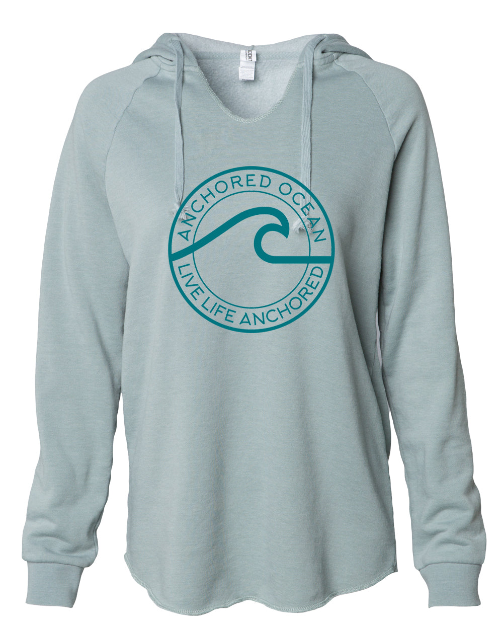 AO Wave Women's Pullover Hoodie