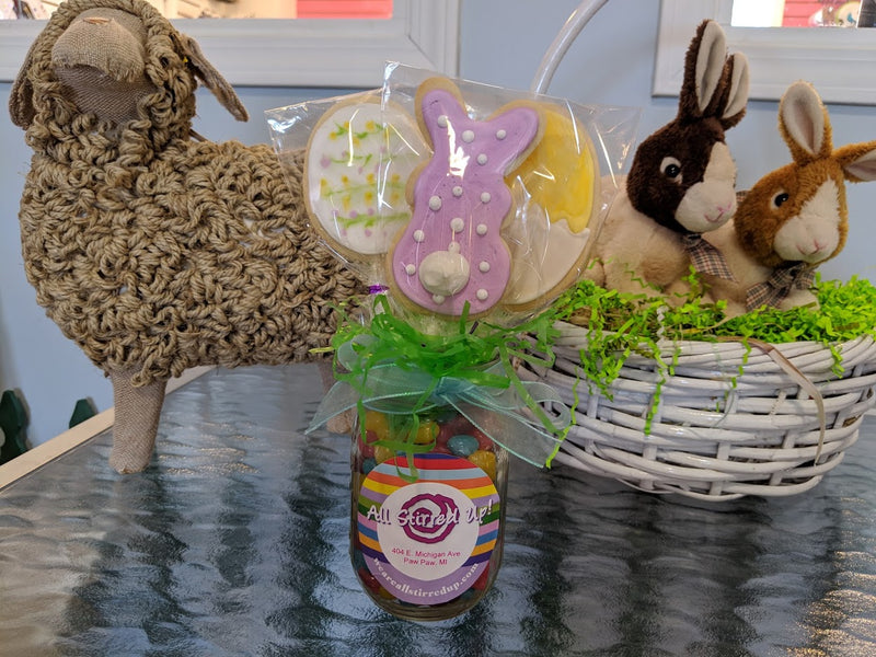 Easter Cookie Bouquet $15 - Now Taking Orders