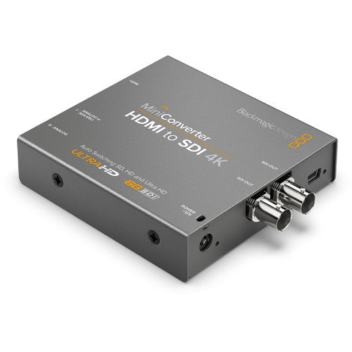 Blackmagic 4K HDMI to SDI Converter