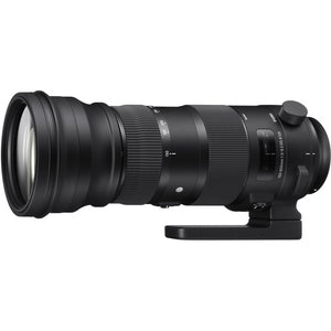 Sigma 150-600mm f/5-6.3 DG OS HSM Sport Lens for Canon EF