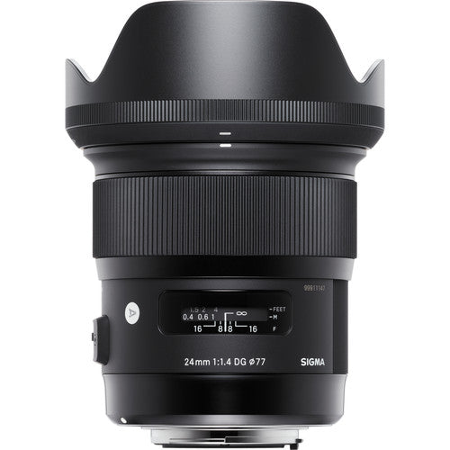 Sigma 24mm f/1.4 DG HSM Art for Canon EF