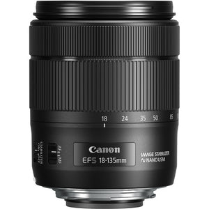 Canon EF-S 18-135mm f/3.5-5.6 IS STM (Crop)
