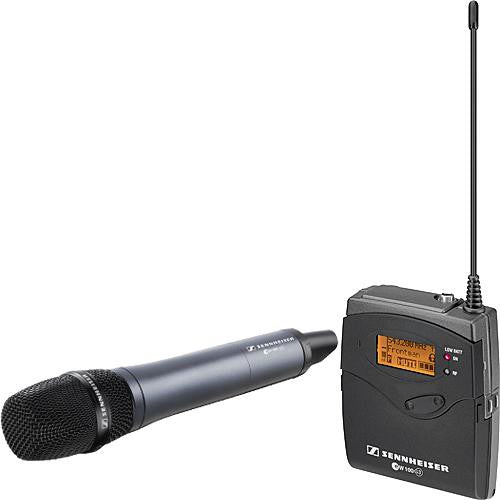 Sennheiser Wireless Handheld Microphone