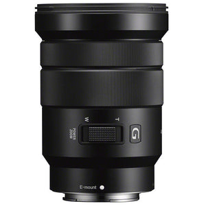 Sony E PZ 18-105mm f/4 OSS Power Zoom (Crop)