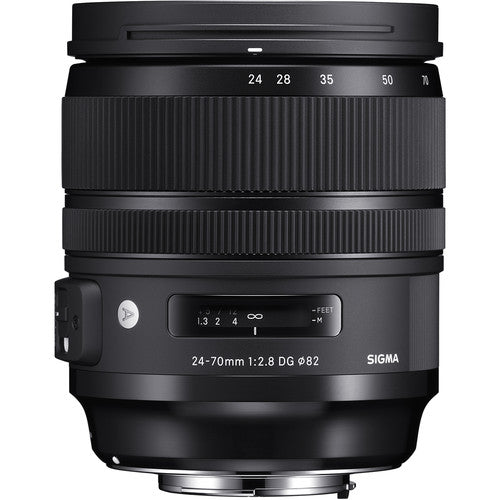 Sigma 24-70mm f/2.8 Art for Canon EF
