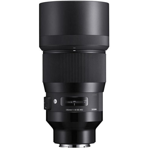Sigma 135mm f/1.8 DG HSM Art for Sony E-Mount
