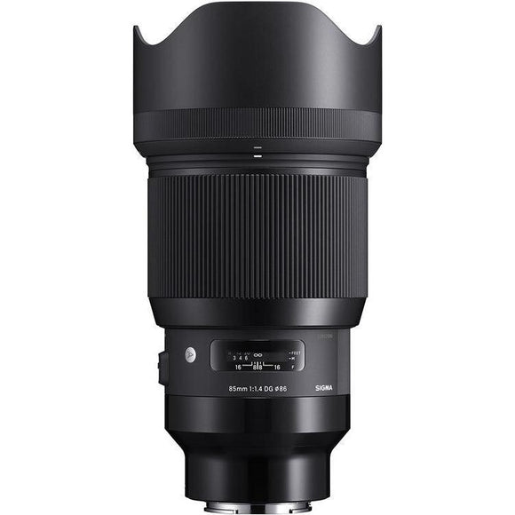 Sigma 85mm f/1.4 DG HSM Art for Sony E-Mount