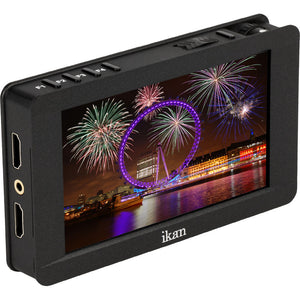 "ikan DH5e 5"" HDMI On-Camera Monitor"