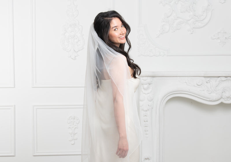 Which Veil Will Match my Wedding Dress?