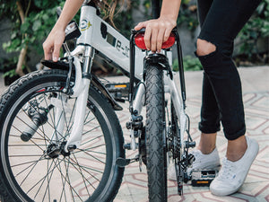 e-Joe Epik foldable ebike