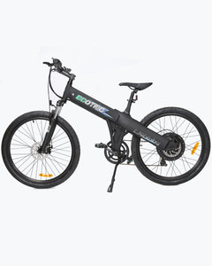 ECOTRIC Fat Tire Folding E-Bike