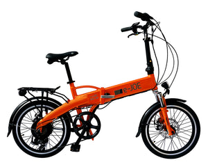e-JOE EPIK SE 48v 500W 10.4Ah Folding Compact Electric Bicycle