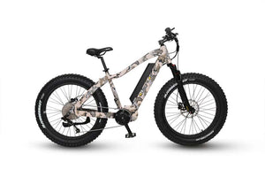 QuietKat Predator 750W 48V Electric Mountain Bike