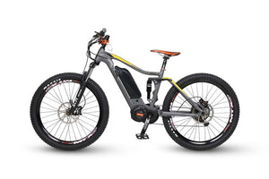 QuietKat Quantum Electric Mountain Bike