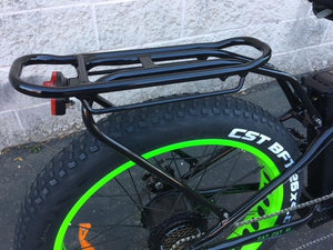 BIG CAT® Fat Cat XL 500W Electric Fat Tire Bike Rack