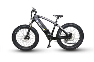 QuietKat Warrior 1000W 48V Fat Tire Mountain E Bike