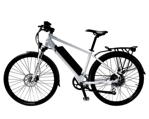 e-JOE KODA Sport Commuter pearl white full
