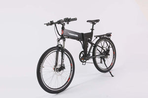 X-Cursion Elite Max 36 Volt Electric Folding Mountain Bicycle