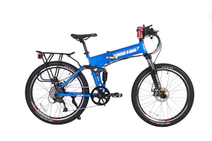 Baja 48 Volt 500 Watt Folding Electric Mountain Bicycle