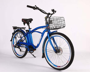 Newport Elite Max 36 Volt Beach Cruiser Electric Bike