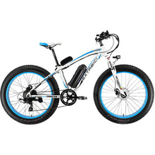 Cyrusher 500W 48V XF660 4.0 Fat Tire E Bike