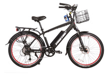 Santa Cruz Beach Cruiser 48 Volt Electric Bicycle