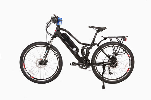 Sedona 48 Volt Electric Step-Through Mountain Bicycle