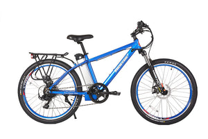 Trail Maker Elite 24 Volt Electric Mountain Bike