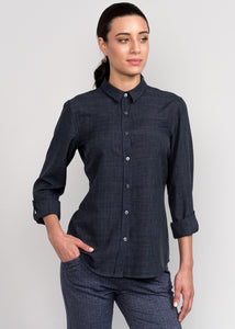 Goodall Button-Down Charcoal