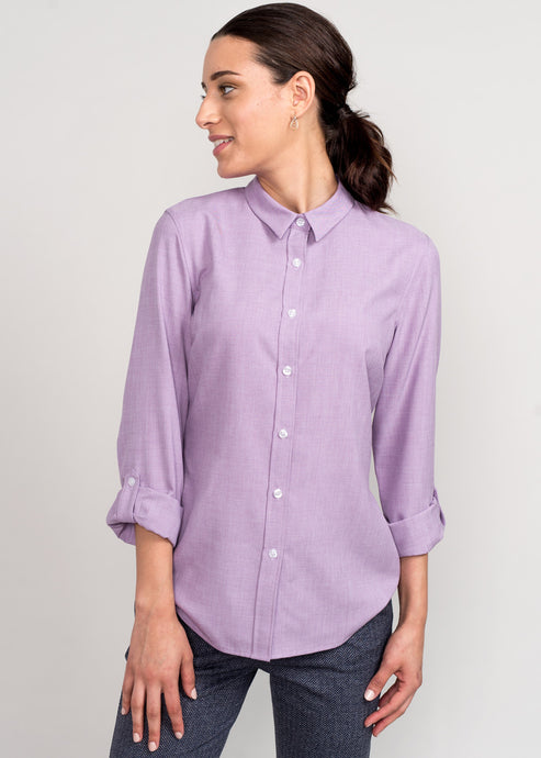 Goodall Button-Down Lavender