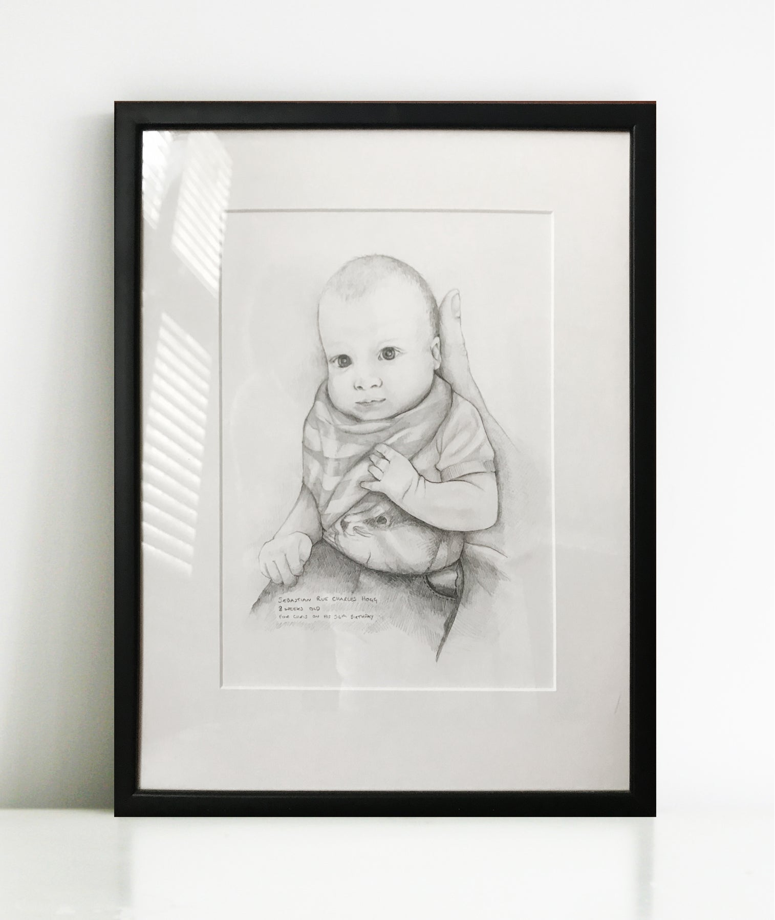 Personalised Hand Drawn Portraits