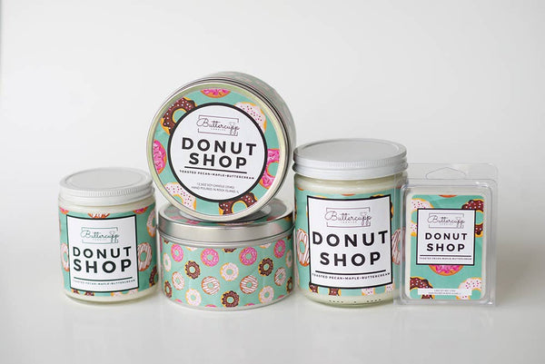 Donut Shop Soy Wax Melts