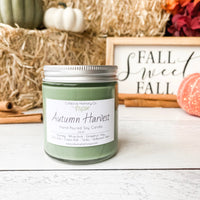 Autumn Harvest • 3.5oz Soy Candle (Fall)