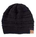 CC Plain Beanie in Assorted Colors