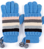 C.C Touchscreen Compatible Gloves