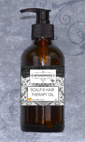 Metamorposis Scalp & Hair Therapy Oil~8oz