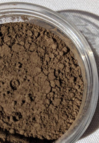 Oak Eye Shadow - organic eyeshadow - eyeshadow -