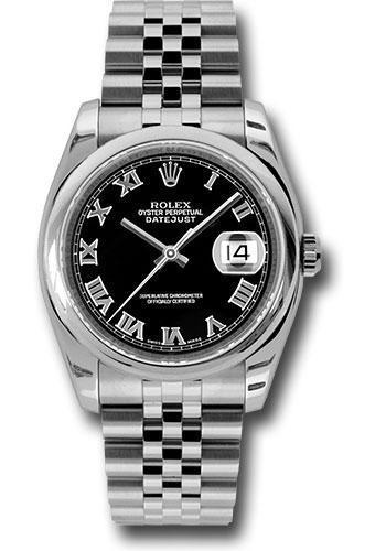 Rolex Oyster Perpetual Datejust 36 Watch 116200 bkrj