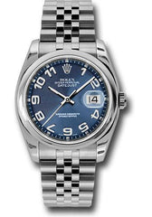 Rolex Oyster Perpetual Datejust 36 Watch 116200 blcaj