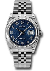 Rolex Oyster Perpetual Datejust 36 Watch 116200 bljrj