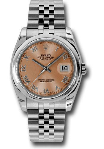 Rolex Oyster Perpetual Datejust 36 Watch 116200 prj