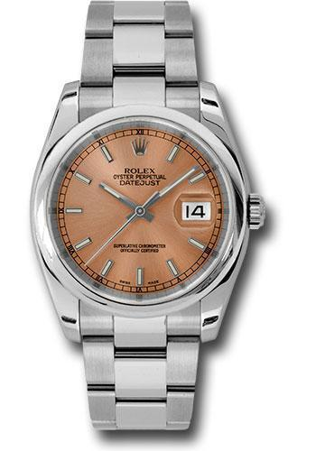 Rolex Oyster Perpetual Datejust 36 Watch 116200 pso