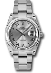 Rolex Oyster Perpetual Datejust 36 Watch 116200 rro