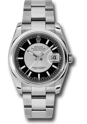 Rolex Oyster Perpetual Datejust 36 Watch 116200 sibkso