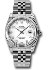 Rolex Oyster Perpetual Datejust 36 Watch 116200 waj