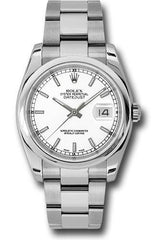 Rolex Oyster Perpetual Datejust 36 Watch 116200 wso