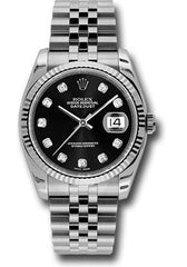 Rolex Oyster Perpetual Datejust 36 Watch 116234 bkdj
