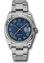 Rolex Oyster Perpetual Datejust 36 Watch 116234 bljro
