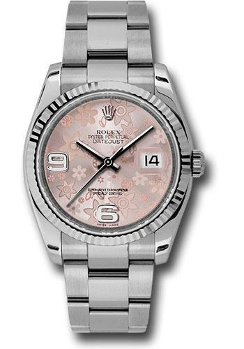 Rolex Oyster Perpetual Datejust 36 Watch 116234 pfao